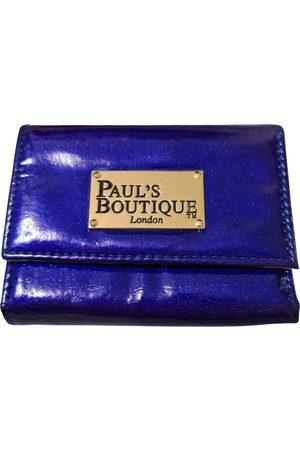 Paul's Boutique Patent leather Wallets