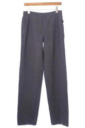 Berluti Grey Cashmere Trousers