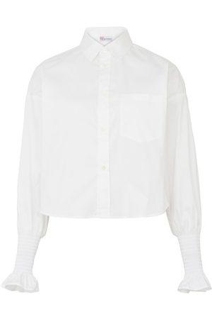 RED Valentino Women Long sleeves - Long sleeve shirt