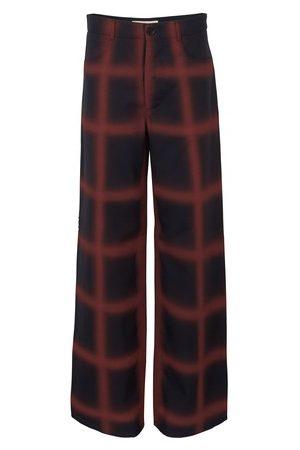 Marni Women Pants - Virgin wool pants