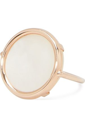 GINETTE NY Women Rings - Mother of pearl ring