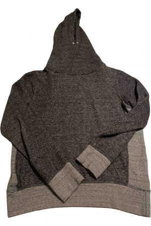 Alcott Grey Cotton Knitwear