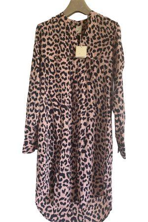 Julie Fagerholt Heartmade Silk mid-length dress