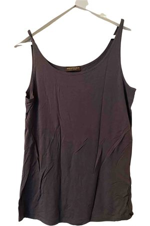 Repeat Women Tops - Grey Polyester Tops