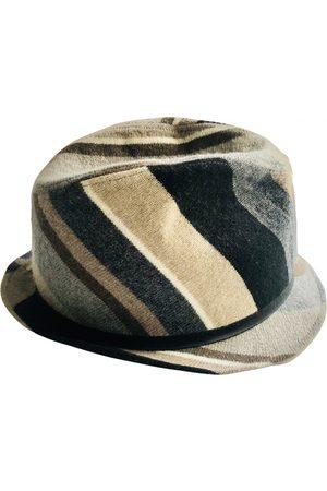 Gallo Multicolour Wool Hats & Pull ON Hats