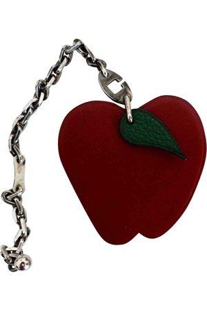 Hermès Leather Long Necklaces