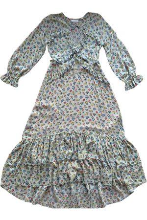 Dôen Women Dresses - Multicolour Silk Dresses