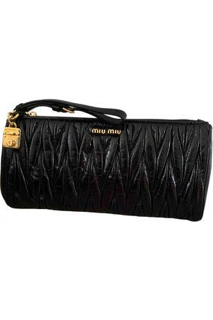Miu Miu Women Clutches - Leather Clutch Bags