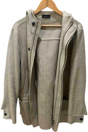 Joseph Grey Cashmere Coats