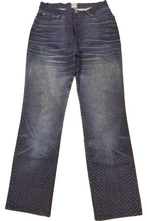 Roberto Cavalli Straight jeans