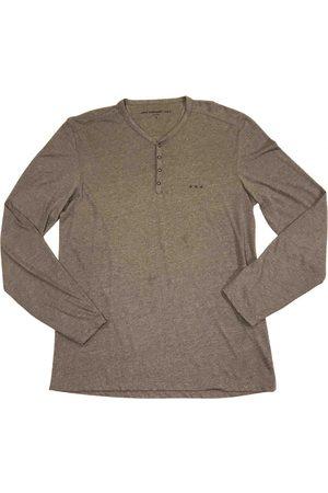 John Varvatos Men T-shirts - Grey T-shirt