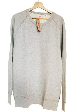 Levi's Grey Cotton Knitwear & Sweatshirts