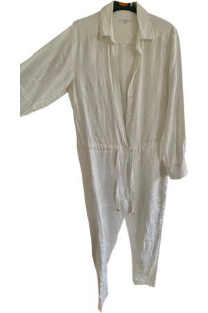 Venroy Linen jumpsuit