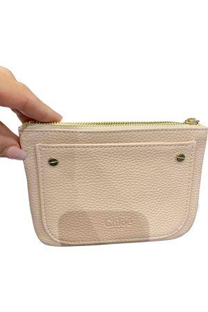 Chloé Polyester Clutch Bags