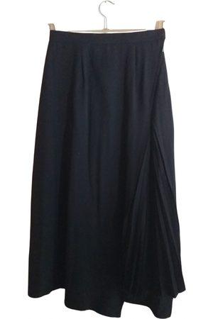 KANSAI YAMAMOTO Women Maxi Skirts - Wool maxi skirt