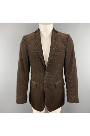 Salvatore Ferragamo Cotton Suits