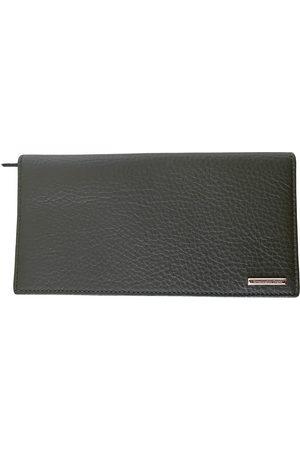 Ermenegildo Zegna Leather Small Bags, Wallets & Cases