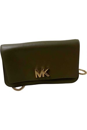 Michael Kors Leather Clutch Bags