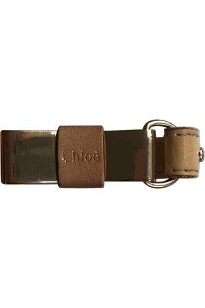 Chloé Leather Bracelets