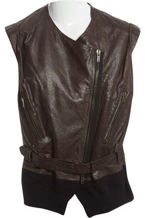 Haider Ackermann Leather Jackets