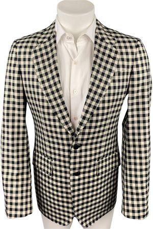 Alexander McQueen Multicolour Silk Jackets