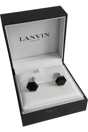 Lanvin Steel Cufflinks