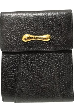 GUY LAROCHE Leather Small Bags\, Wallets & Cases