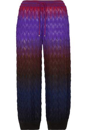 Missoni Wool trackpants
