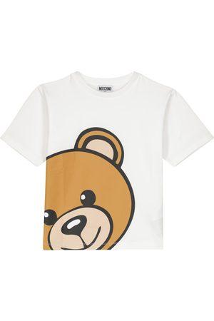 Moschino Teddy-printed T-shirt