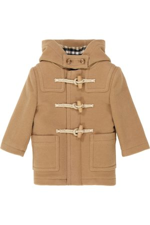 Burberry Double-faced virgin wool duffel coat