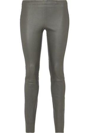 Stouls Women Leather Pants - Jo leather pants