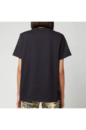 Ganni Women T-shirts - Women's Basic Cotton Jersey T-Shirt
