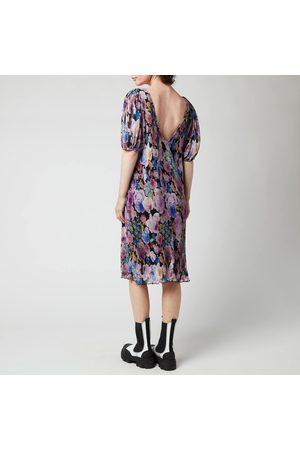 Ganni Women Midi Dresses - Women's Midi Dress