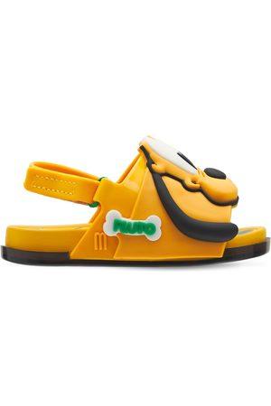 Mini Melissa Pluto Scented Rubber Sandals