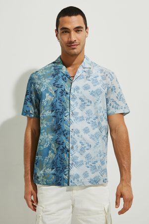 Desigual Short sleeve shirt flowers