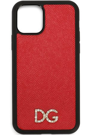 Dolce & Gabbana Embellished-logo Iphone 11 Pro case