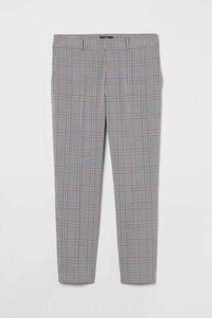 H&M Slim Fit Crop Slacks