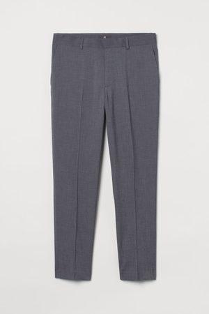 H&M Men Skinny Pants - Slim Fit Crop Slacks