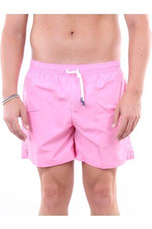 FEDELI Sea shorts Men Rose