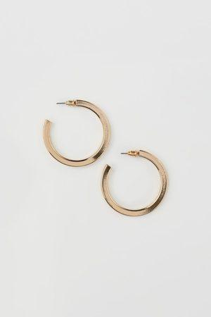 H & M Hoop Earrings