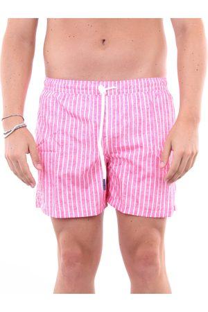 FEDELI Sea shorts Men and dark