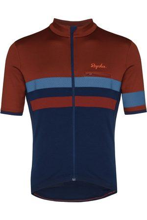 Rapha Men Tank Tops - Brevet stripe-pattern cycling vest