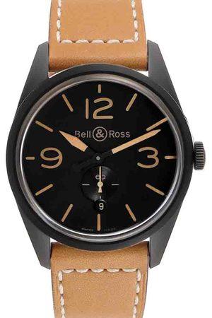 Bell & Ross Ceramic BR123 Vintage Men's Wristwatch 41 MM