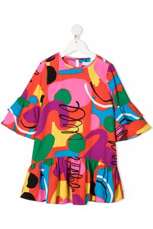 Stella McCartney Graphic-print dress
