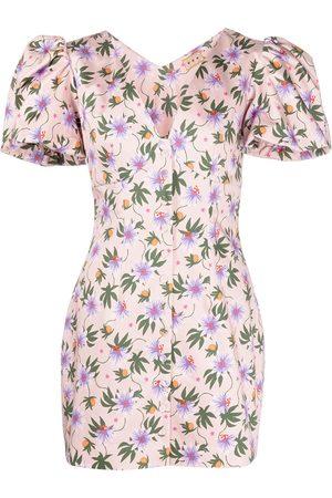 LHD Women Party Dresses - Pedra Bonita mini dress - Multicolour