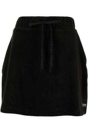 Miaou Terry cloth tennis skirt