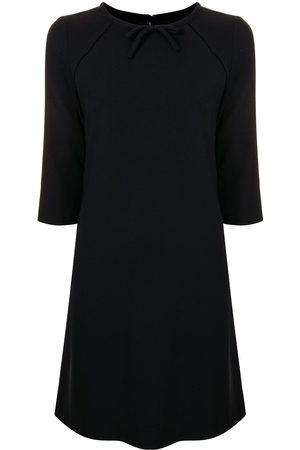 JANE Women Party Dresses - Mirabelle bow-detail mini dress