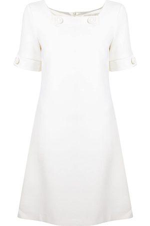 JANE Muriel shift mini dress