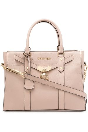 Michael Kors Nouveau Hamilton leather satchel