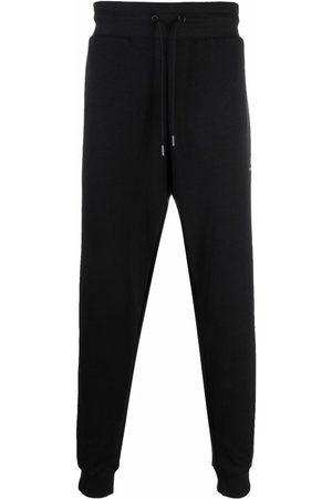 New Balance Logo-embroidered sweatpants